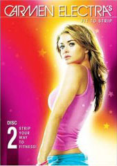 Carmen Electra's Fit to Strip 2